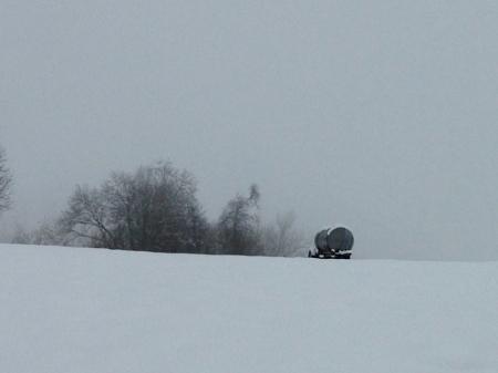 Graphisme d'hiver - col de Leschaux dans les Bauges - photo Enki le 16/02/2014 à 13h 21 (IMG_1623)