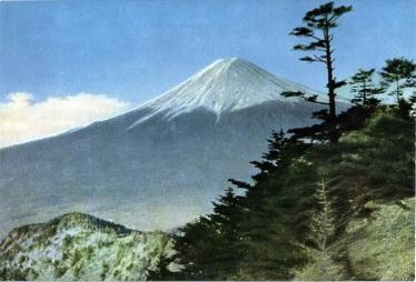 Mt Fuji of Mitsu Pass