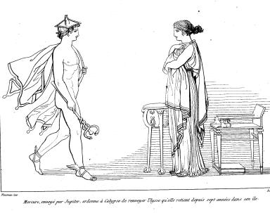 Hermés et Calypso