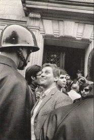 Cohn_Bendit en mai 1968 à Paris