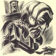 Lynd Ward - Vertigo, 1937