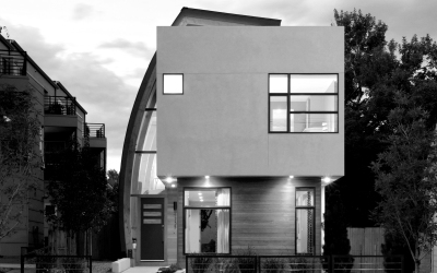 maison à Denver - agence H:T, Christopher Herr, architecte
