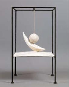 Giacometti - la balle suspendue,  1930-1931