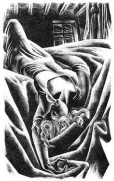 Lynd Ward - Frankestein, 1934