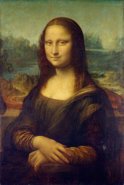 Leonard de Vinci - Mona Lisa, 1503-1506