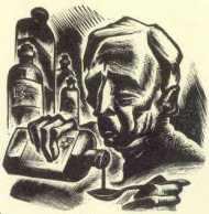 Lynd Ward - Vertigo, le père, 1937