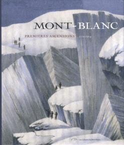 Pierre-Henry Frangne, Mont-Blanc, premières ascensions