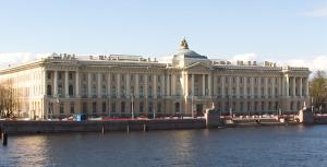 l'Académie des Beaux-Arts de Saint-Pétersbourg