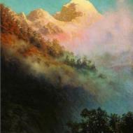 Arkhip Kuindzhi - Lever du soleil, vers 1895