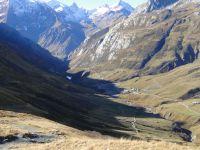 sous le col de la Seigne, côté Ville des Glaciers – crédit site Haute-Tarentaise-net