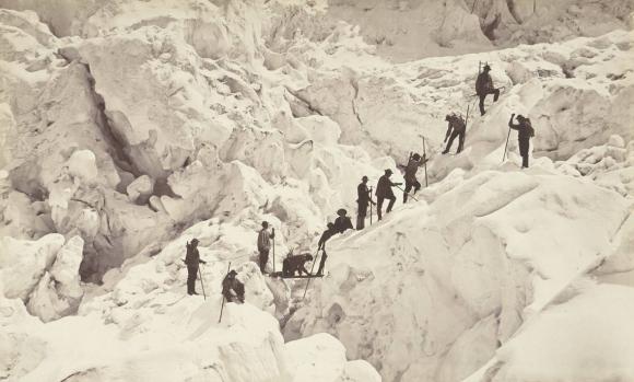 Pierre-Henry Frangne, Alpinisme et photographie