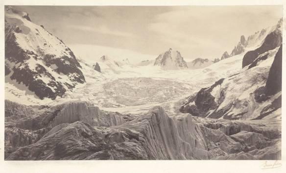 Pierre-Henry Frangne, Alpinisme et photographie - Frères Bisson, Séracs du Géant