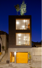 Eel Nest - maison de ville à Los Angeles, CA, USA – Anonymous Architects, Simon Storey 10