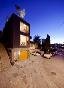 maison de ville à Los Angeles, CA, USA – Anonymous Architects, Simon Storey 14