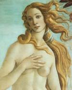 Vénus Anadyomène, Botticelli