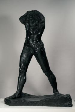 Rodin - L'Homme qui marche, 1907 (fonte d'Alexis Rudier en 1913)