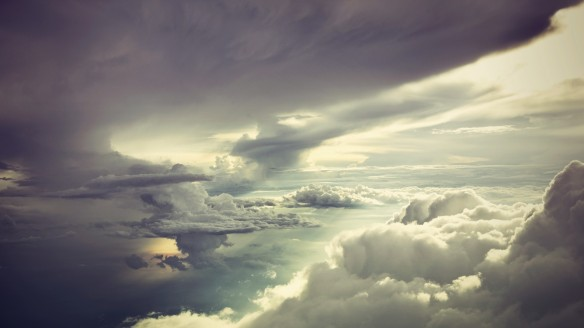 Clouds HD Desktop Background