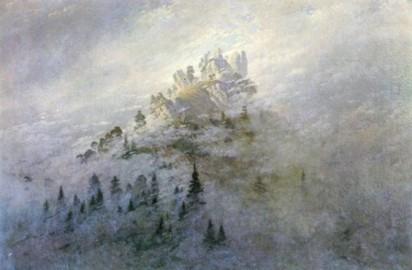 Friedrich-Brumes-matinales-dans-les-montagnes--1808