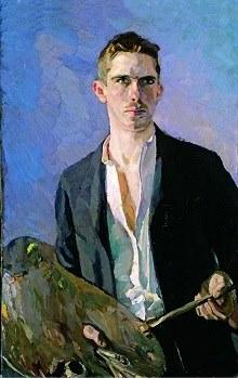 Weisgerber - Autoportrait, 1908