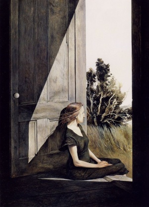 Andrew Wyeth - Christina Olson, 1947