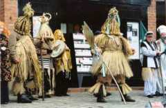 Aughakillymaude mummers, County Fermannagh, Ireland