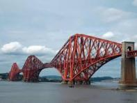 Edimbourg - pont du Forth