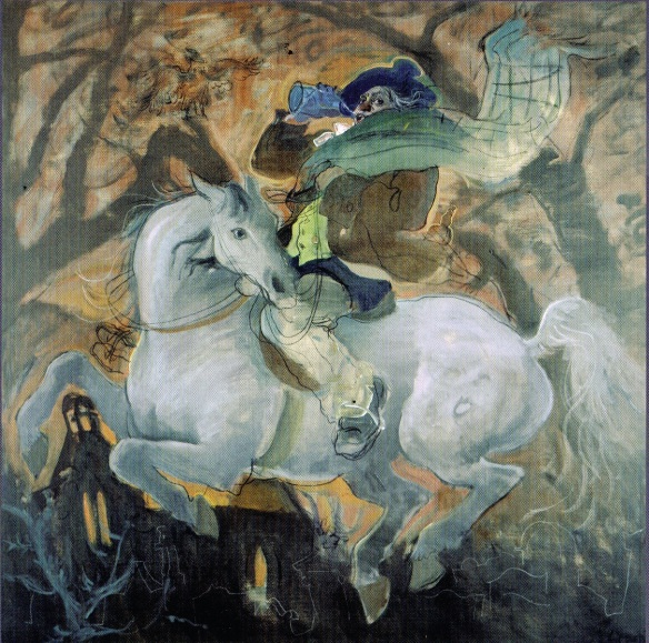 Alexander Goudie - illustration du poème Tom o'Shanter de Robert Burns - 3