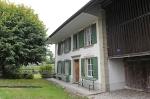 maison du poète vaudois Gustave Roud à Carrouge (VD)
