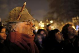 Marche républicaine - REUTERS:Stephane Mahe