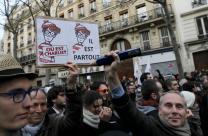 Marche républicaine - REUTERS:Youssef Boudlal