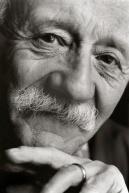 Maurice Chappaz. Le Châble. 26 février 1993 - photo Philippe Pache