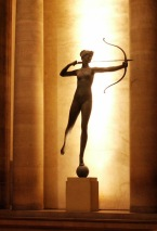 Philadelphia Museum of Arts - statue de Diane - sculpteur Augustinus Saint-Gaudens