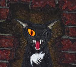 le Chat Noir (Edgar Poe) - 1