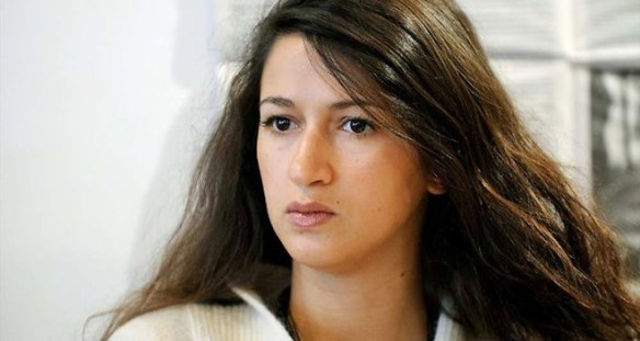 Zineb El Rhazoui  - Charlie Hebdo
