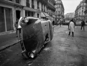Paris mai 1968 par Bruno Barbey