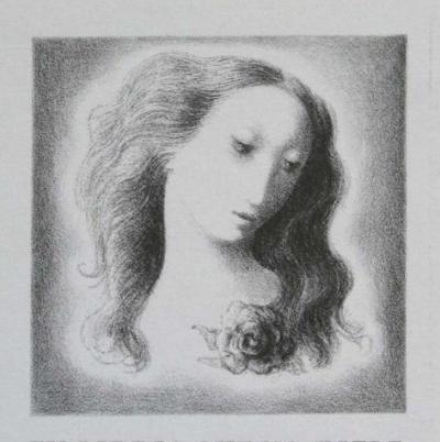 Ludmila Jirincovà (1907-1985) - Ex Libris Mirko Riedl