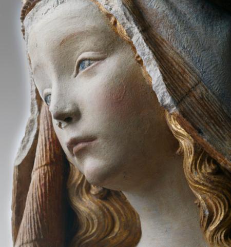 Notre Dame de Grasse - Musée des Augustins de Toulouse, vers 1460-1480