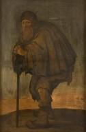 Mendiant,  de l'Hospice Saint Roch, Issoudun
