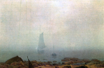 Caspar David Friedrich - Brume, 1807.png
