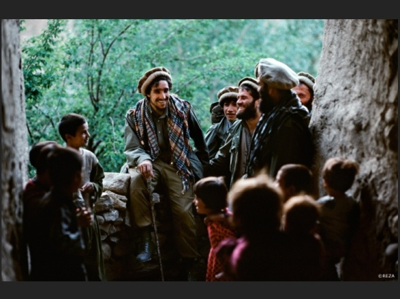 commandant Massoud
