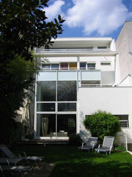 Fontgalland et André - Villa Masson à Issy-les-Moulineaux