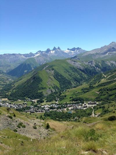 Savoie le 30 juin 2015 : sur la route du col de la Croix de Fer : Saint-Sorlin et les aiguilles d'Arves - photos Enki - IMG_9128