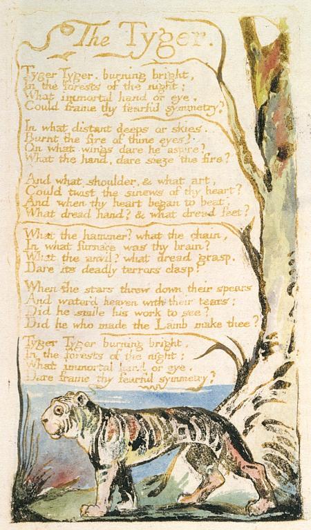 Lamb And The Tyger, The - The Lamb And The Tyger