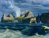 Sulphur Island (détail 1), published by John Murray, London - 1828