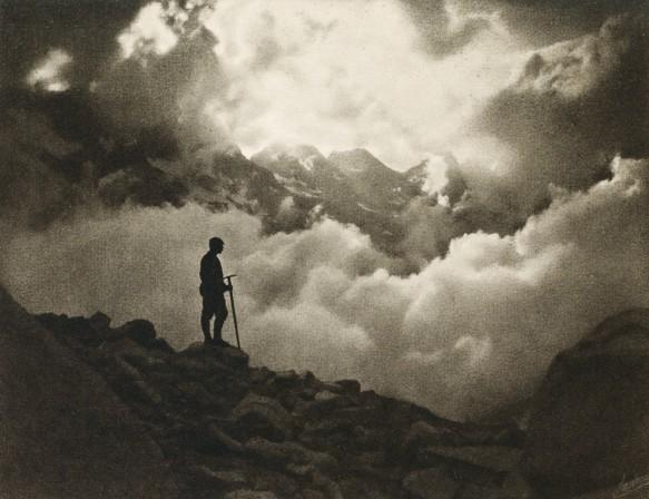 Eduard Lankes - Nebelwolken, 1905