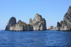 Faraglioni Rocks Capri Photo par MALD