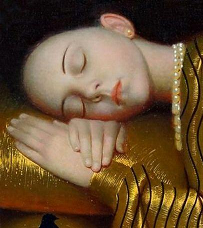 Andrew Remnev - portrait (détail)
