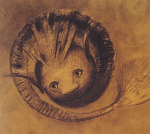 Odilon Redon - chimère