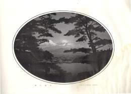 Herbert G. Ponding - le Fujisan à l'aube - 1905