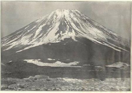 Herbert G. Ponting - Fuji, la montagne sacrée du Japon – publication K. Ogawa, 1905